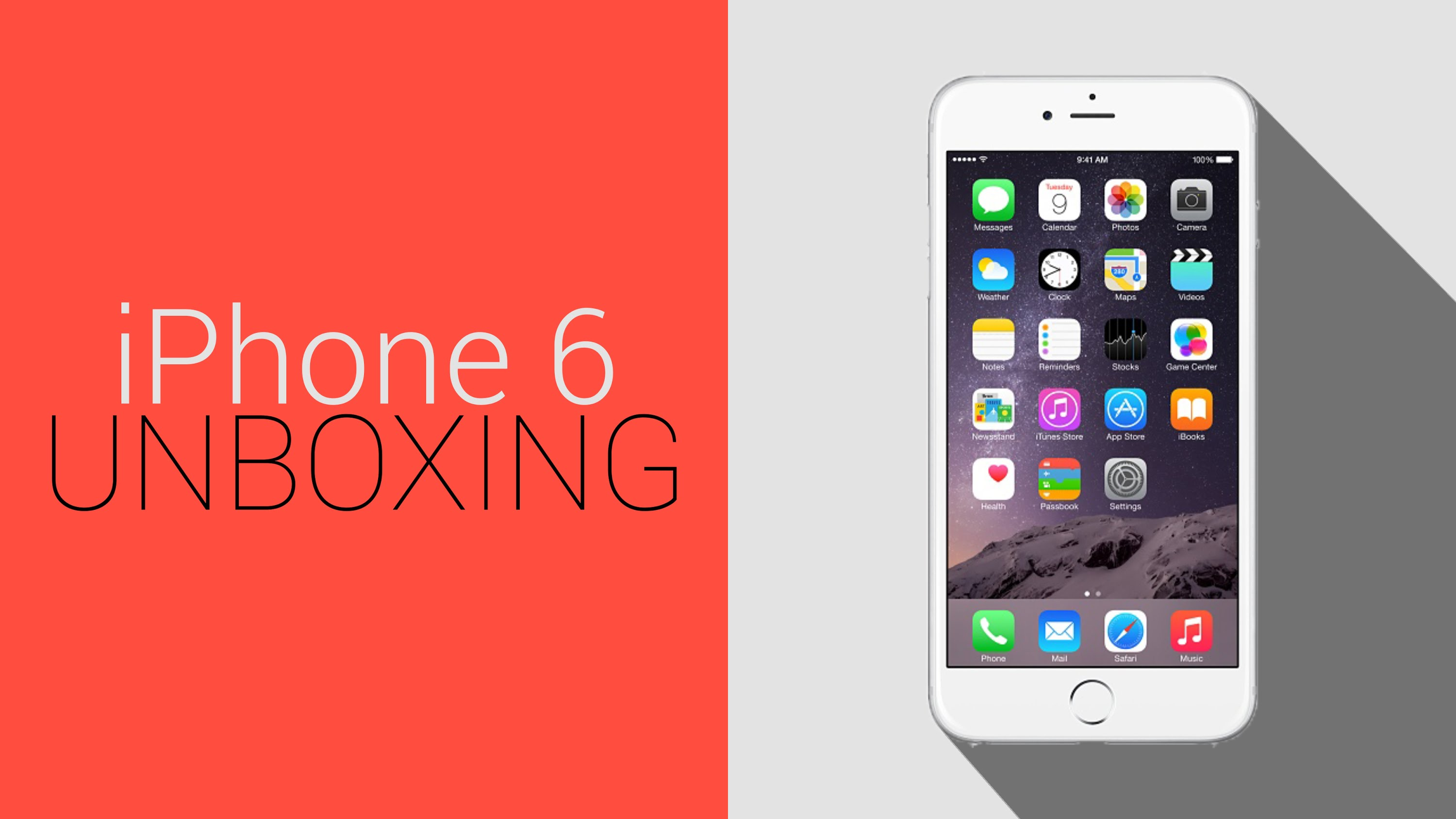 Unboxing: iPhone 6