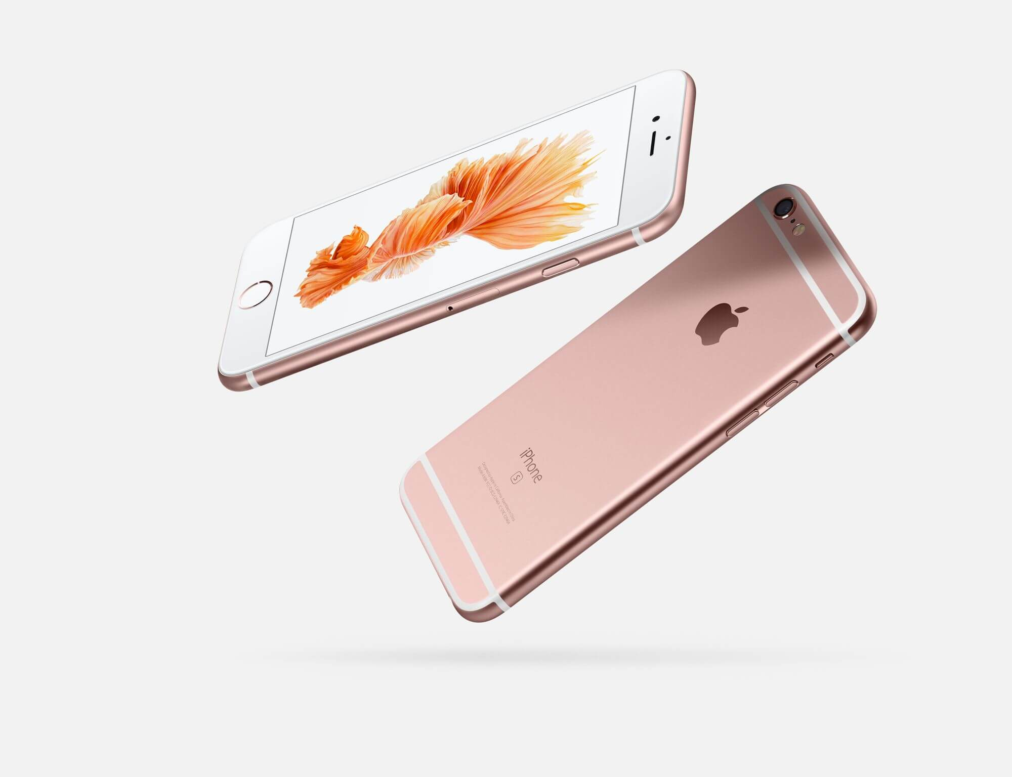 The iPhone 6S and the 6S Plus are here!